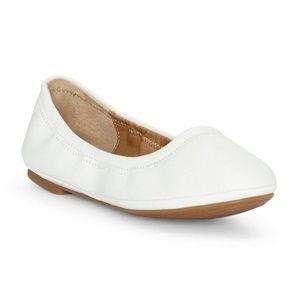 Lucky Brand EMMIE flats — Bright White